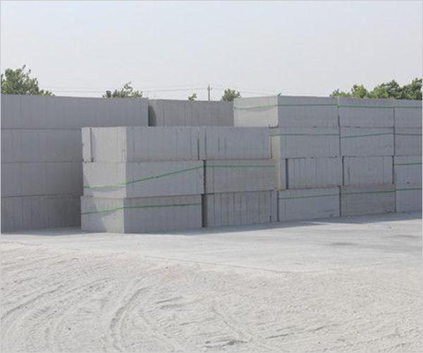 加气混凝土砌块厂家