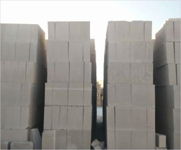 淄川区加气混凝土砌块